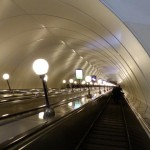 wer meint am Marienplatz wären die Rolltreppen lang, der sollte mal hier her kommen