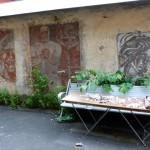 im Museumsgarten