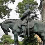 Alexander III  Nilpferd auf Kanapee