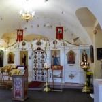 kleines orthodoxes Kirchlein